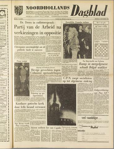 Noordhollands Dagblad : dagblad voor Alkmaar en omgeving 1958-12-30