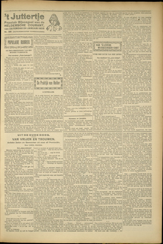 Heldersche Courant 1925-01-27