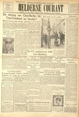 Heldersche Courant 1953-01-24