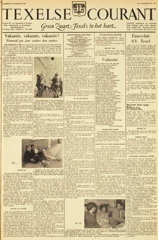 Texelsche Courant 1960-08-06