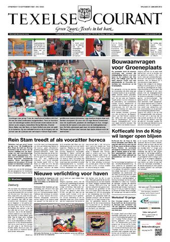 Texelsche Courant 2012-01-27