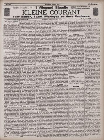 Vliegend blaadje : nieuws- en advertentiebode voor Den Helder 1913-06-11