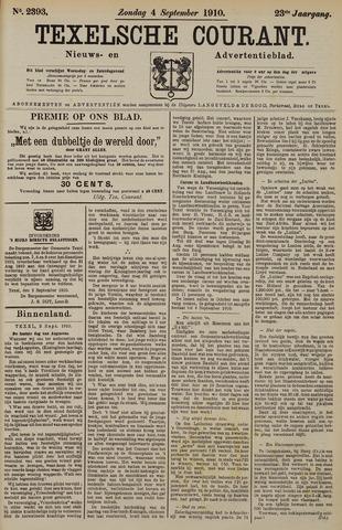 Texelsche Courant 1910-09-04