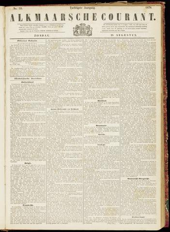 Alkmaarsche Courant 1878-08-18