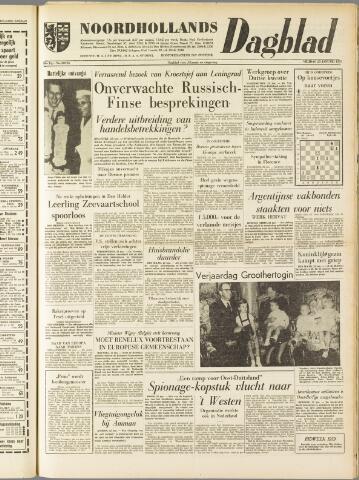 Noordhollands Dagblad : dagblad voor Alkmaar en omgeving 1959-01-23