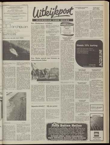 Uitkijkpost : nieuwsblad voor Heiloo e.o. 1979-03-14