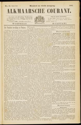 Alkmaarsche Courant 1902-01-22
