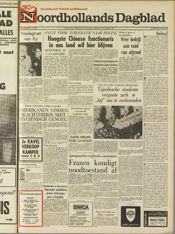 Noordhollands Dagblad : dagblad voor Alkmaar en omgeving 1969-01-25