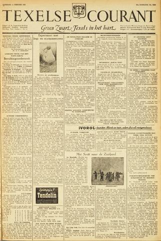 Texelsche Courant 1950-02-11