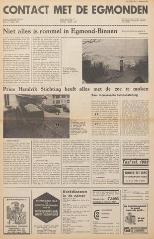 Contact met de Egmonden 1971-06-30