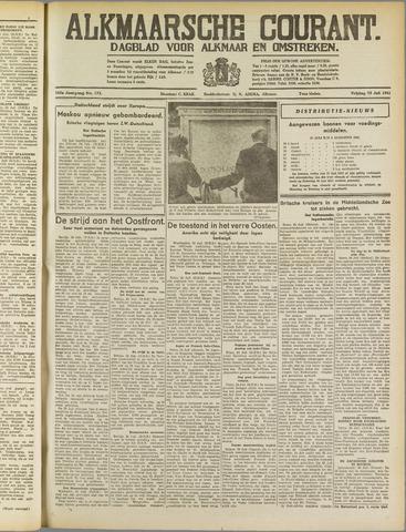 Alkmaarsche Courant 1941-07-25