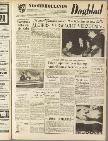 Noordhollands Dagblad : dagblad voor Alkmaar en omgeving 1962-07-10