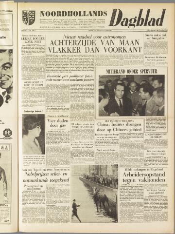 Noordhollands Dagblad : dagblad voor Alkmaar en omgeving 1959-10-27