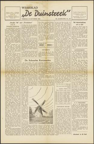 De Duinstreek 1946-10-18