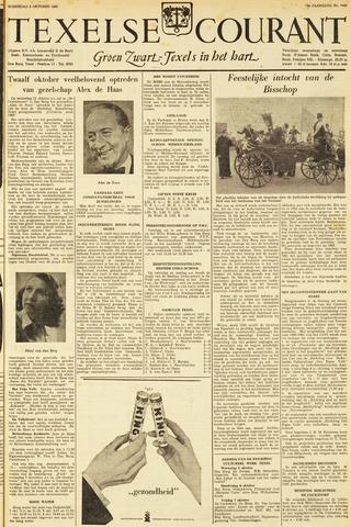 Texelsche Courant 1960-10-05