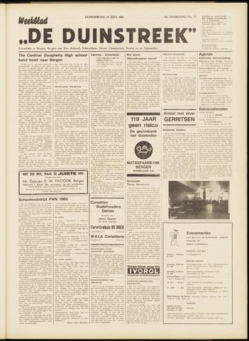 De Duinstreek 1966-06-16