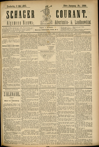 Schager Courant 1895-05-09