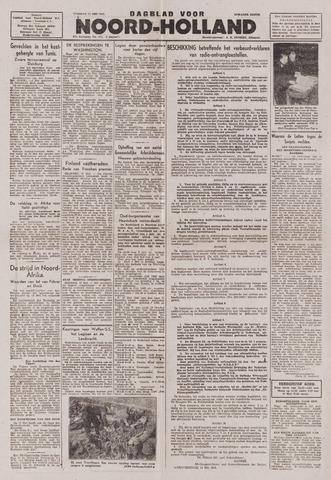 Dagblad Noord-Holland, Schager editie 1943-05-14