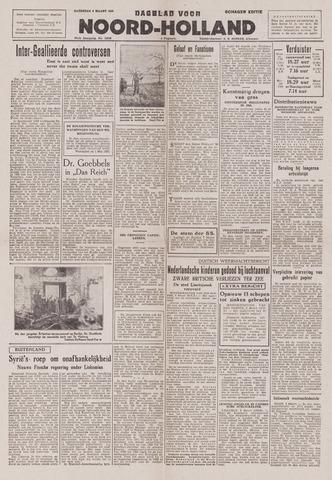 Dagblad Noord-Holland, Schager editie 1943-03-06