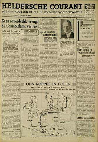 Heldersche Courant 1939-01-11