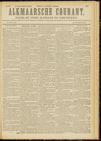 Alkmaarsche Courant 1918-12-24