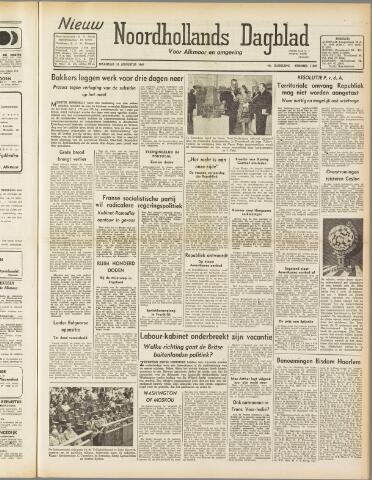 Nieuw Noordhollandsch Dagblad : voor Alkmaar en omgeving 1947-08-18
