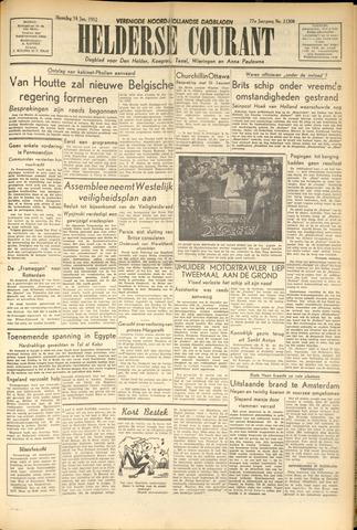 Heldersche Courant 1952-01-14