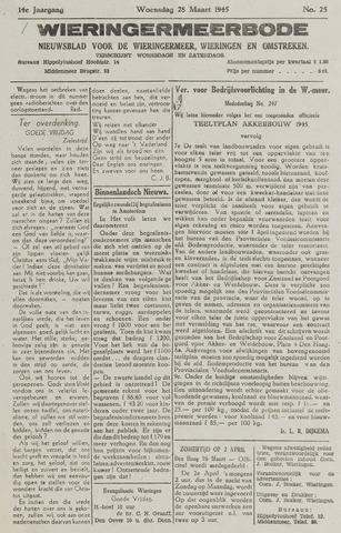 Wieringermeerbode 1945-03-28
