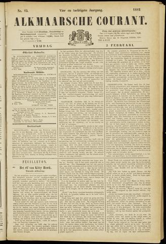 Alkmaarsche Courant 1882-02-03