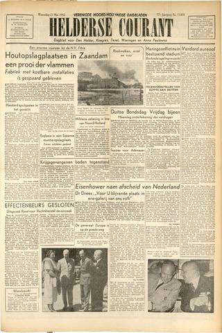 Heldersche Courant 1952-05-21
