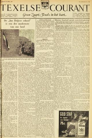 Texelsche Courant 1956-04-28