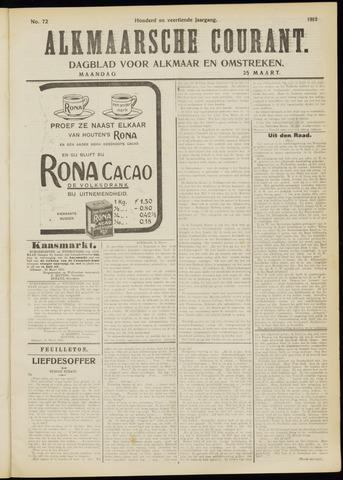 Alkmaarsche Courant 1912-03-25