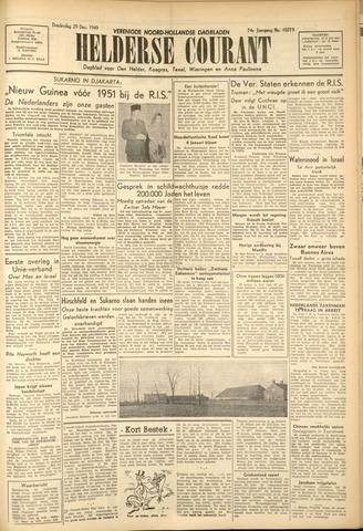 Heldersche Courant 1949-12-29