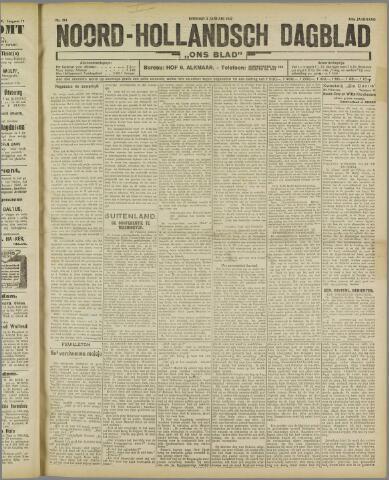 Ons Blad : katholiek nieuwsblad voor N-H 1922-01-03