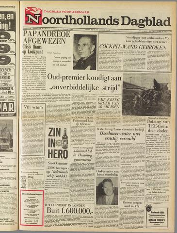 Noordhollands Dagblad : dagblad voor Alkmaar en omgeving 1965-08-13