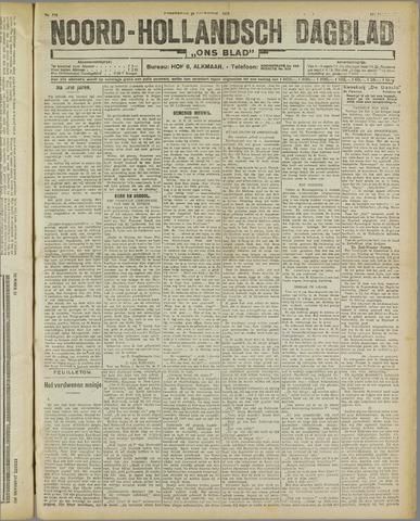 Ons Blad : katholiek nieuwsblad voor N-H 1921-12-29