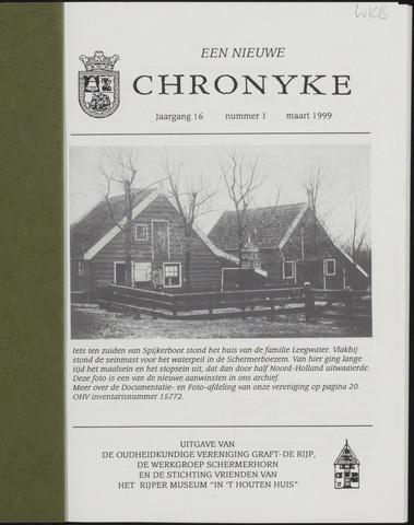 Een Nieuwe Chronyke van het Schermereiland 1999-03-01