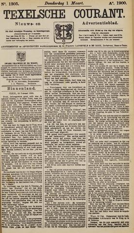 Texelsche Courant 1900-03-01