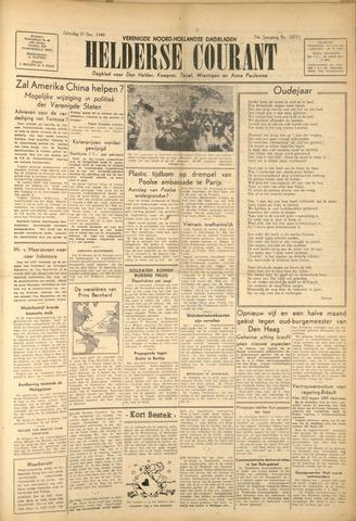 Heldersche Courant 1949-12-31