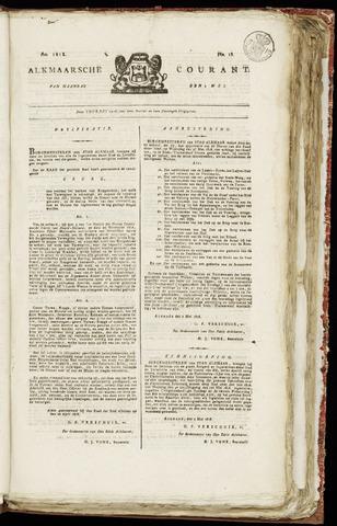 Alkmaarsche Courant 1818-05-04