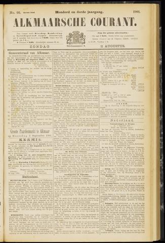 Alkmaarsche Courant 1901-08-11