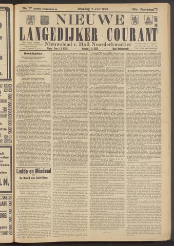 Nieuwe Langedijker Courant 1929-07-02