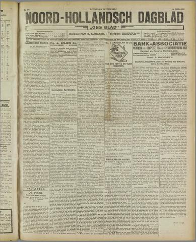 Ons Blad : katholiek nieuwsblad voor N-H 1921-10-29