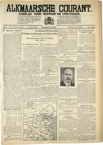 Alkmaarsche Courant 1937-07-17