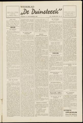 De Duinstreek 1945-11-23