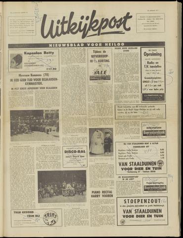 Uitkijkpost : nieuwsblad voor Heiloo e.o. 1971-01-20