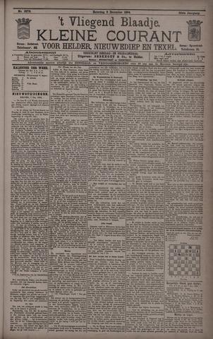 Vliegend blaadje : nieuws- en advertentiebode voor Den Helder 1894-12-08