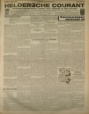 Heldersche Courant 1931-08-20