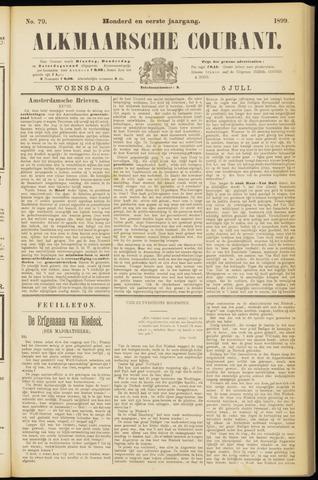 Alkmaarsche Courant 1899-07-05