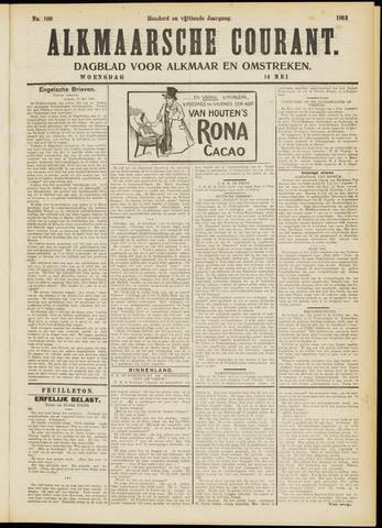 Alkmaarsche Courant 1913-05-14